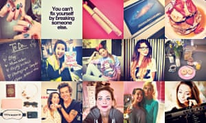 Pictures from Zoe Suggs's Instagram page