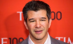 Uber CEO Travis Kalanick says his company will learn from recent controversies.