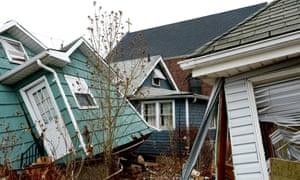 stormproofing houses