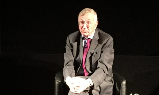 Seymour Hersh talking at The Logan Symposium in London.