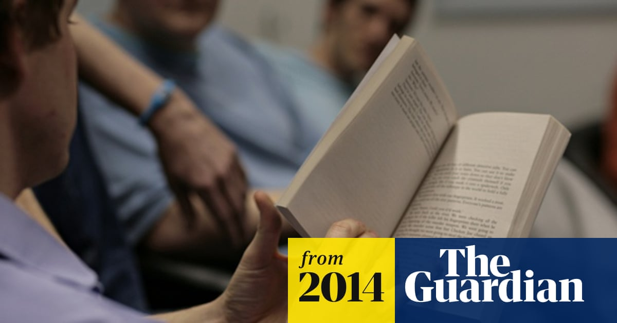 Love Those Self Service Reserved Book >> Prison Book Ban Is Unlawful Court Rules Society The Guardian