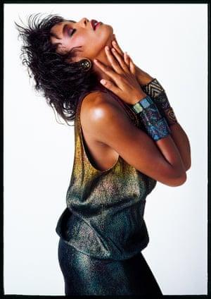 Whitney Houston Images courtesy of Art Kane Archive & Reel Art Press