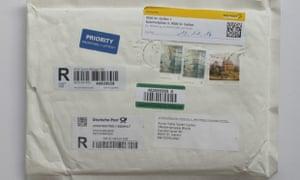 packaging for ecstasy pills