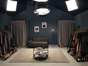 Fashion Film / Production Design for stage