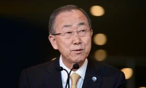 Ban Ki-moon 4 Dec
