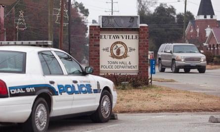 South Carolina police department