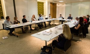 Guardian roundtable discussion: 'Building healthy food lifestyle brands' - 28/11/2014.