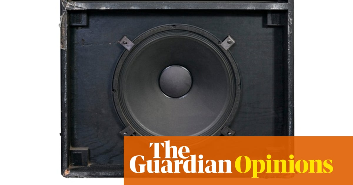Bombed by bass: the neighbours' music turned my flat into a