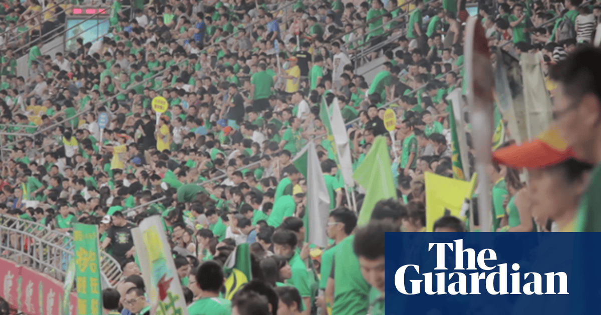 Football fever in China: how fans identify with Premier