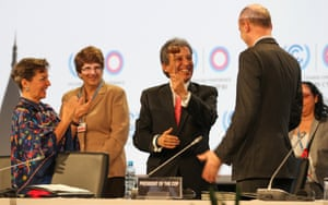 The Lima Climate Change Conference begins as Manuel Pulgar-Vidal, Minister of the Environment of Peru and President-Designate of COP 20/CMP 10, assumes the gavel from COP 19/CMP 9 President Marcin Korolec, Poland, 1 December 2014