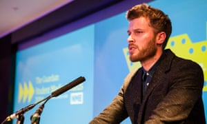Our 2014 host, writer and broadcaster, Rick Edwards