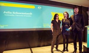 Julia Schoenstaedt, winner of Student Photographer of the Year