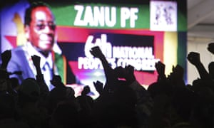 After 34 years of Robert Mugabe's iron rule, the battle for succession is on.