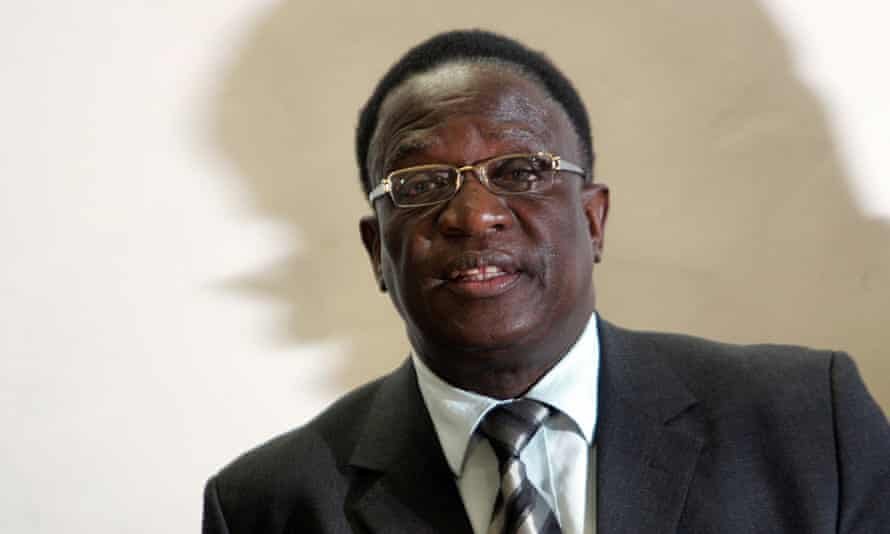 It's been a very long wait to the top for 68-year-old Emmerson 'The Crocodile' Mnangagwa, Zimbabwe's justice minister.