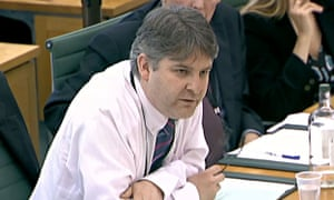 Conservative MP Philip Davies labelled the bill 'a handout to make a few middle class, Guardian-read