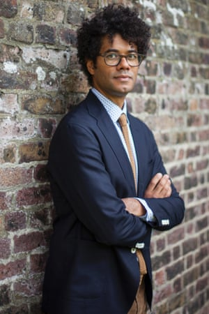 The multi-talented Richard Ayoade.