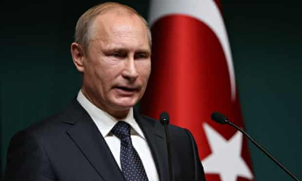 No one is sure how Russian President Vladimir Putin would respond to a full-blown economic crisis.