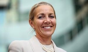 Rona Fairhead , the new BBC Trust chair.