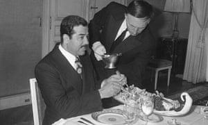 Saddam … big on bounty.