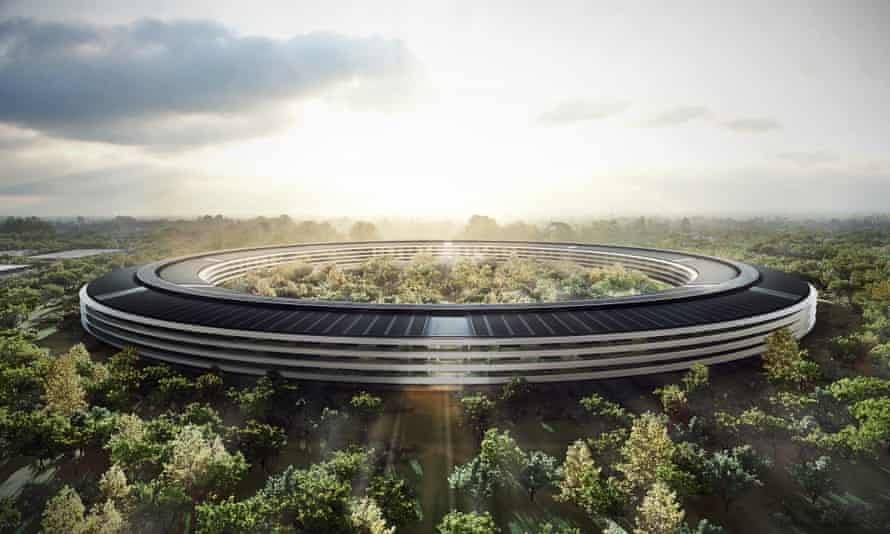 Apple Campus 2 - the greenest building on the planet?