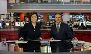 Bbc News - broadcasting house