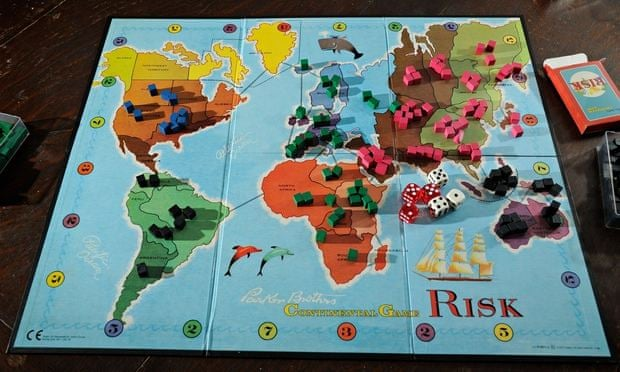 Why The World Is Like A Real Life Game Of Global Domination