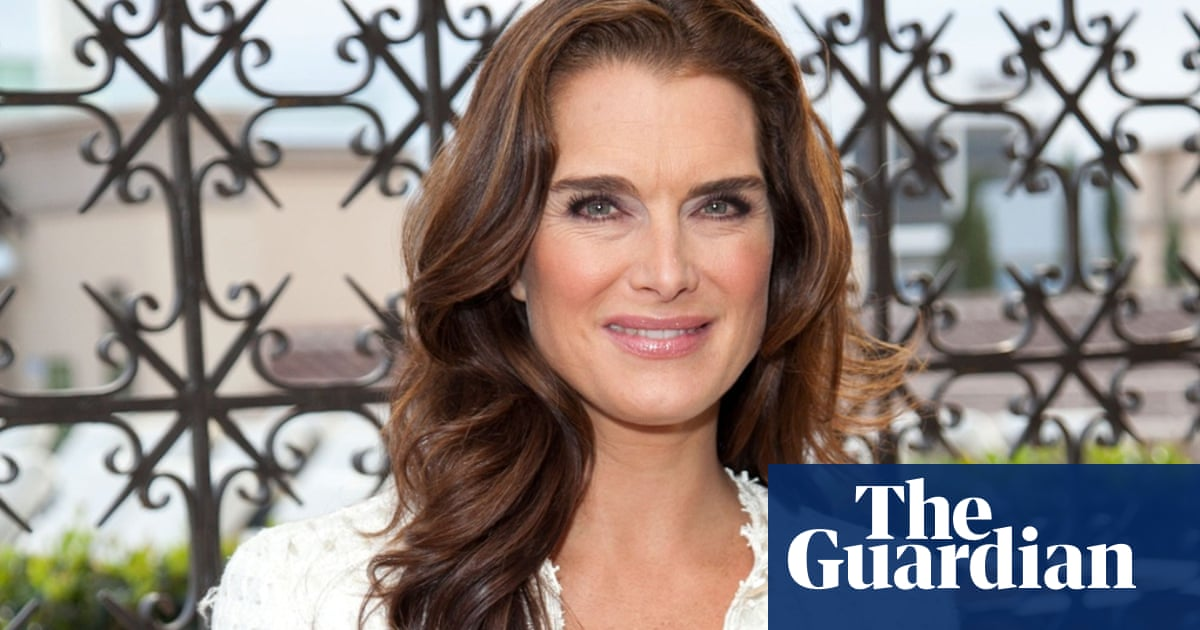 Brooke Shields As A Child I Was Like A Little Shark Sensing Blood In The Water Film The Guardian