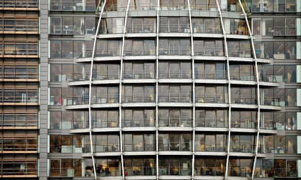 The Ofcom building in Southwark, London.