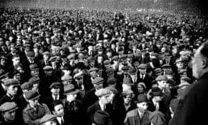 hunger march 1932 hyde park