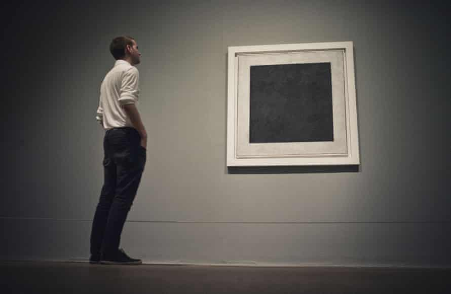 Malevich's Black Square at Tate Modern: 'an icon without a face'.
