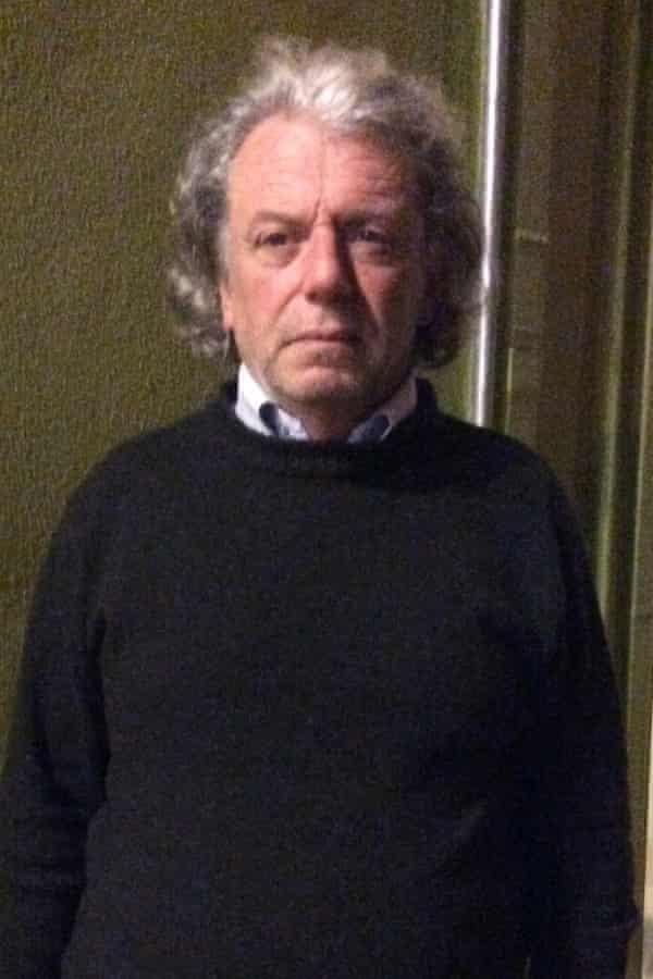 Giorgos Romanos, father of Nikos Romanos