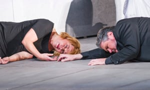 Nina Stemme and Stephen Gould  in Tristan und Isolde