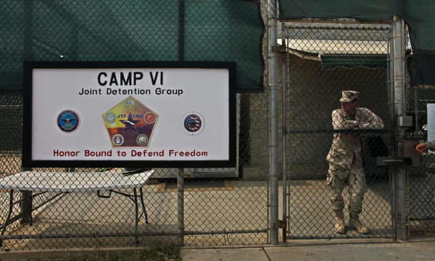 Guantánamo Camp 6