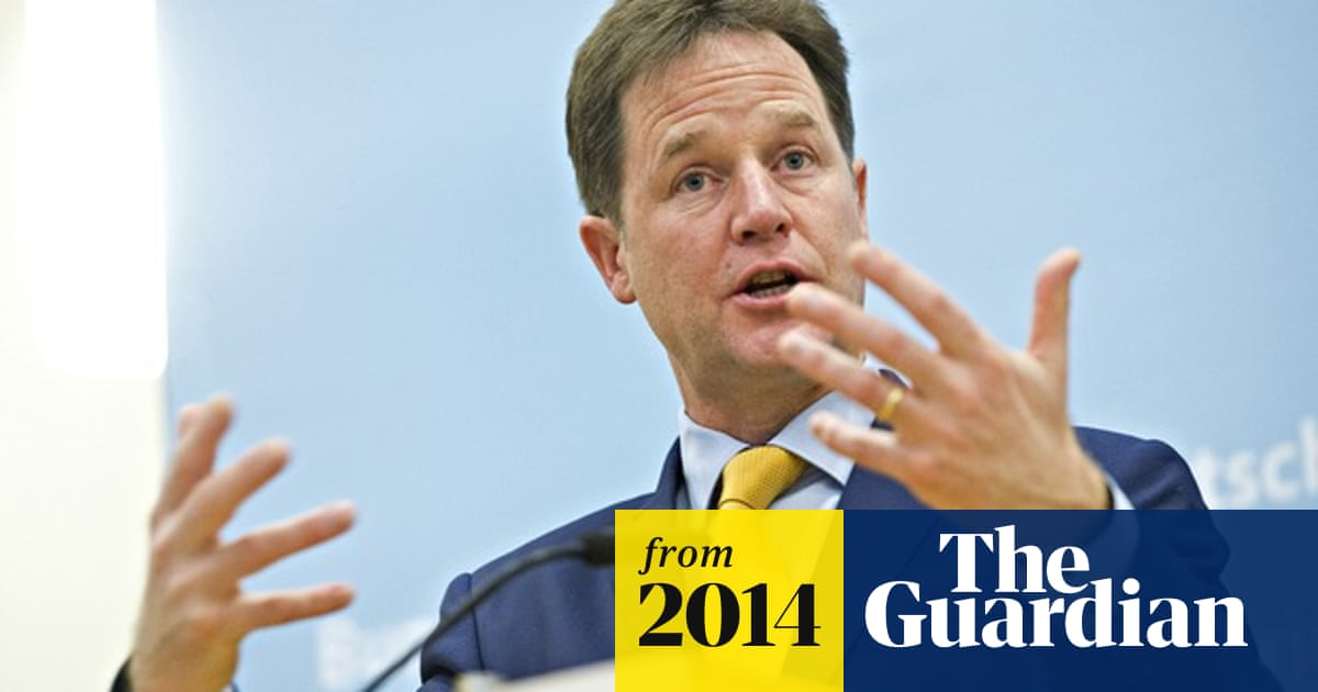 Cameron and Clegg square off over economy as coalition rifts
