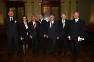 Former Prime Ministers of Australia