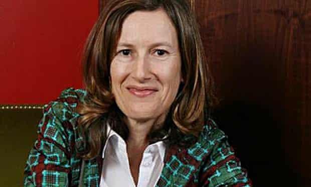 Joanna Hogg, writer and director