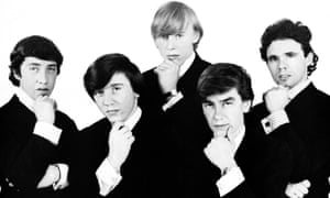 The Easybeats during the height of their fame in the 60s.