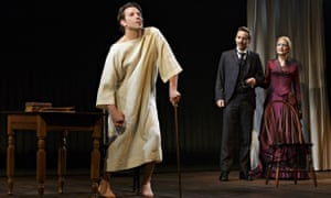 The Elephant Man, Booth theatre, New York
