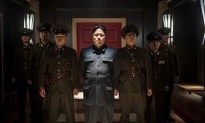 Randall Park as Kim Jong-un in The Interview
