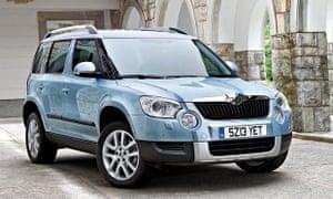 Skoda Yeti: car review | Martin Love | Technology | The Guardian