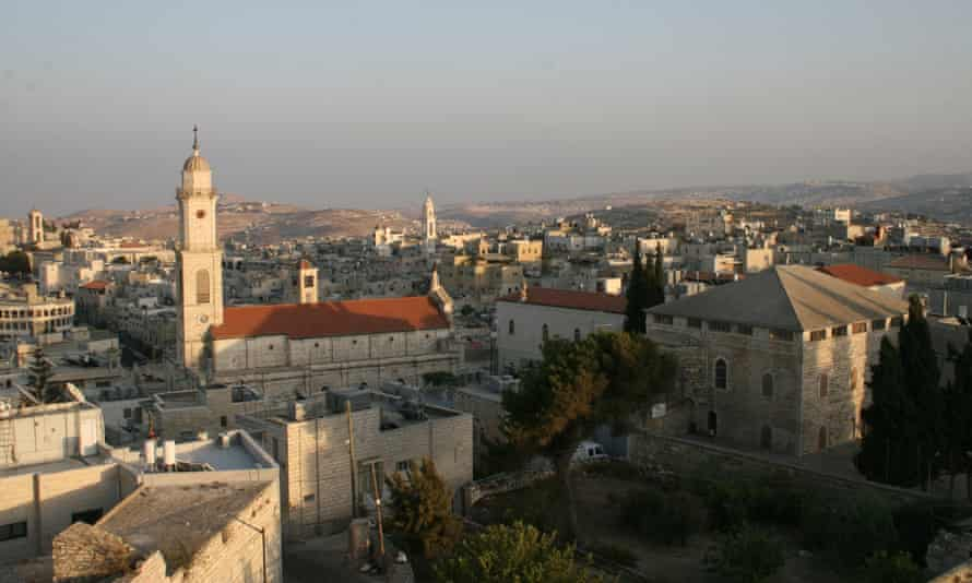 View of Bethlehem today.