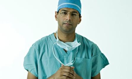 Surgeon author Atul Gawande