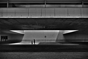 Library by Álvaro Siza Vieira