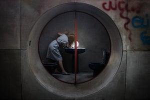 Giuseppe Perugini Bathroom