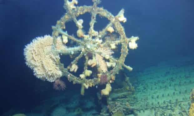 uss kailua wreck