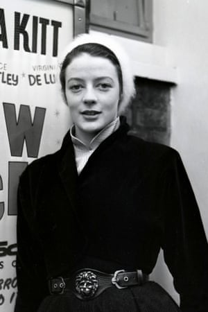 maggie smith 1956