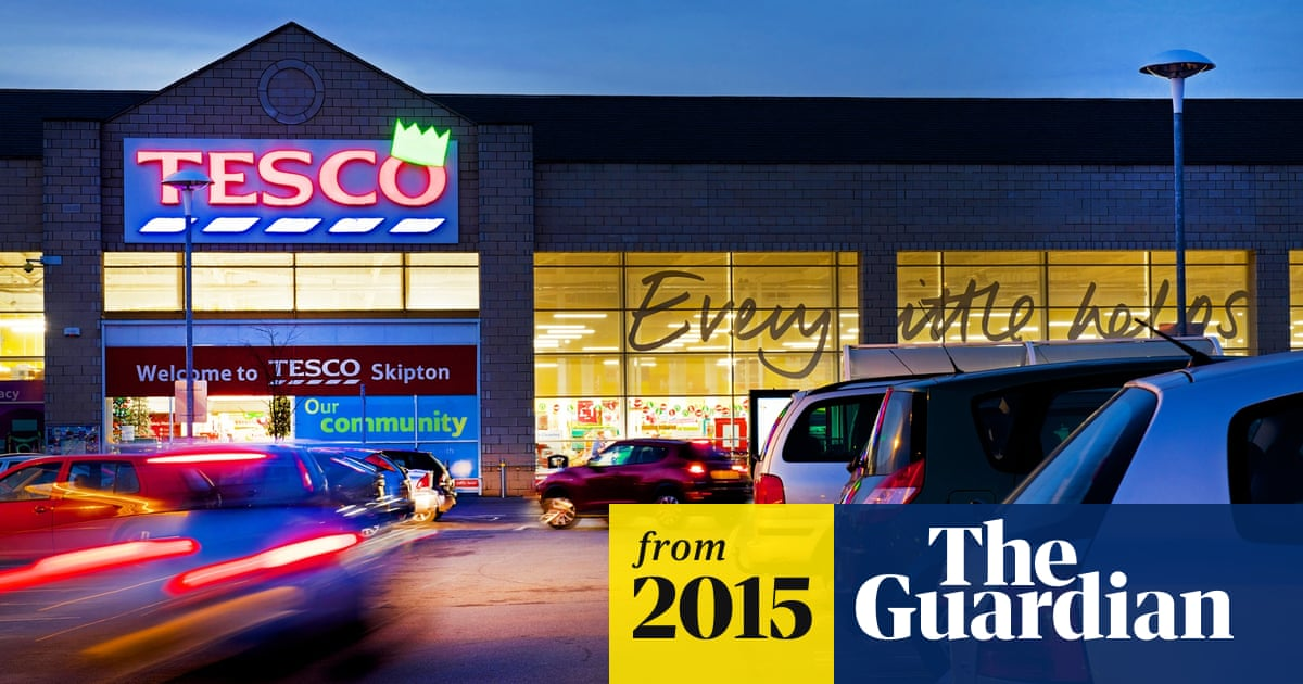Tesco timeline – the retail giant's rise and fall | Business