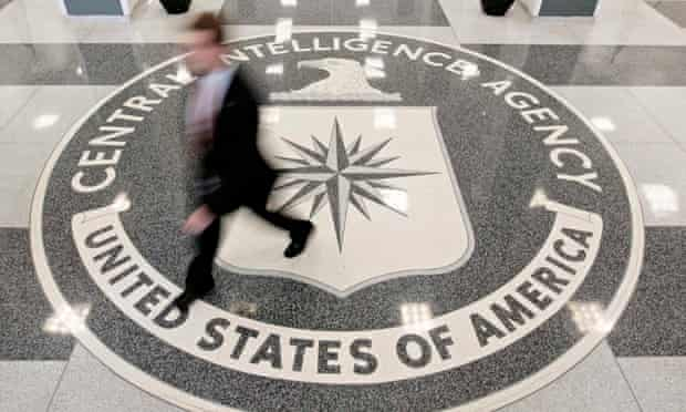 CIA Headquarters Building in McLean, Virginia