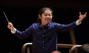 Conductor Elim Chan
