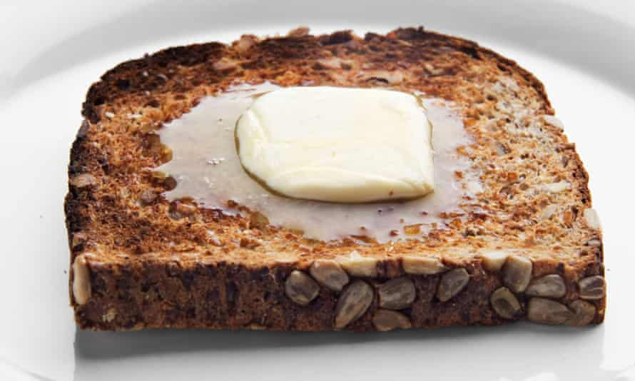 Toast … go on, you know you want to.